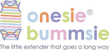 Onesie Bummsie Extenders at Baby Blossom