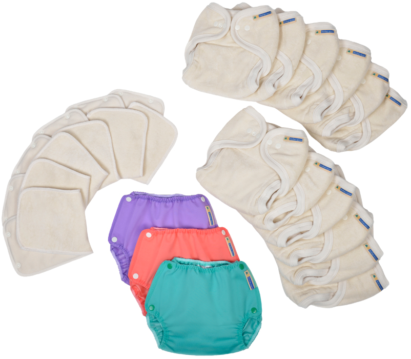 12 Pack One Size Mother ease Package