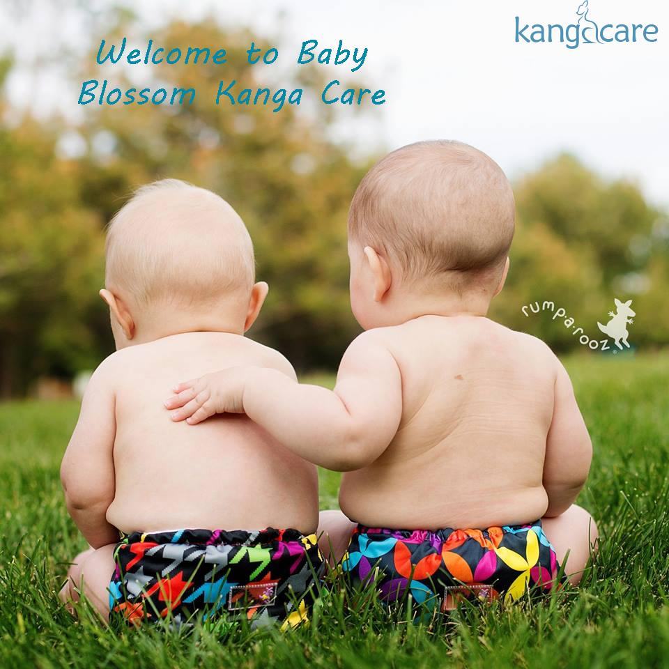 Kanga Care and Rumparooz now at Baby Blossom