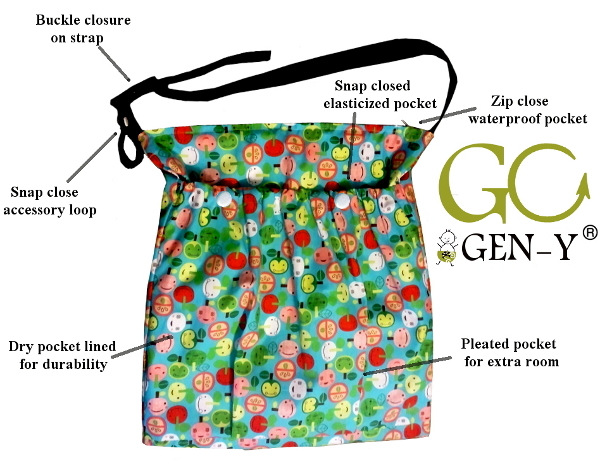 GEN-Y Go Bag Product Info