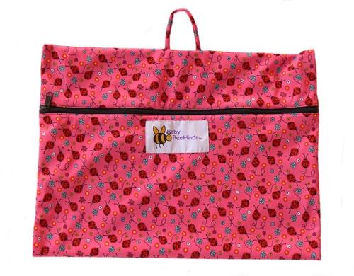 Baby Beehind Ooh La Ladybug Wet Bag