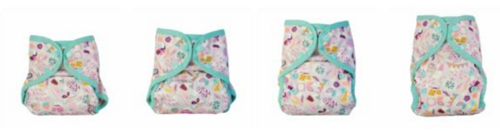 Seedling Baby Reusable Pocket Nappy
