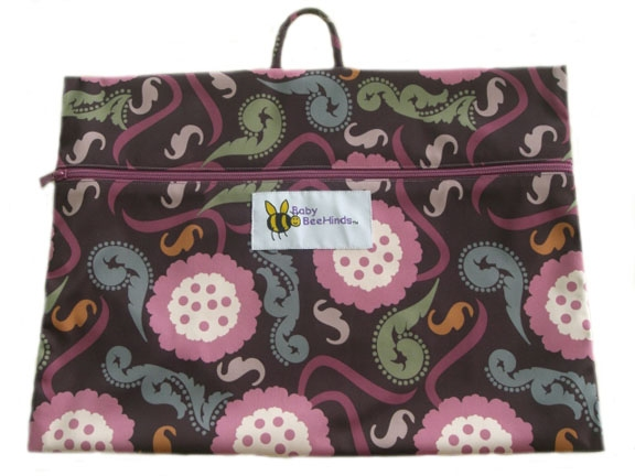 Baby Beehind Retro Gala Wet Bag