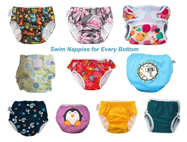Swim Nappies at Baby Blossom