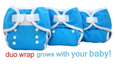 Thirsties Duo Wrap Modern Cloth Nappy Covers