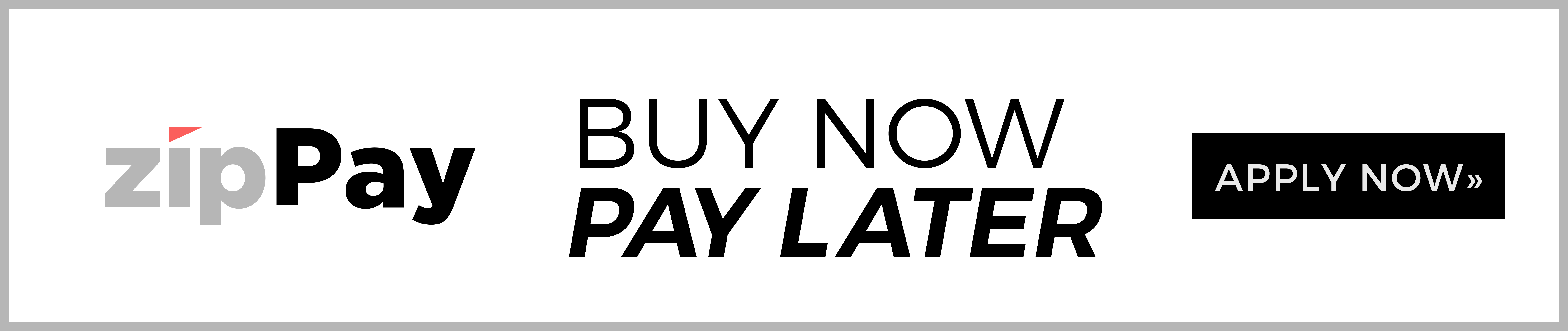 Zippay Now Available - Buy Now Pay Later