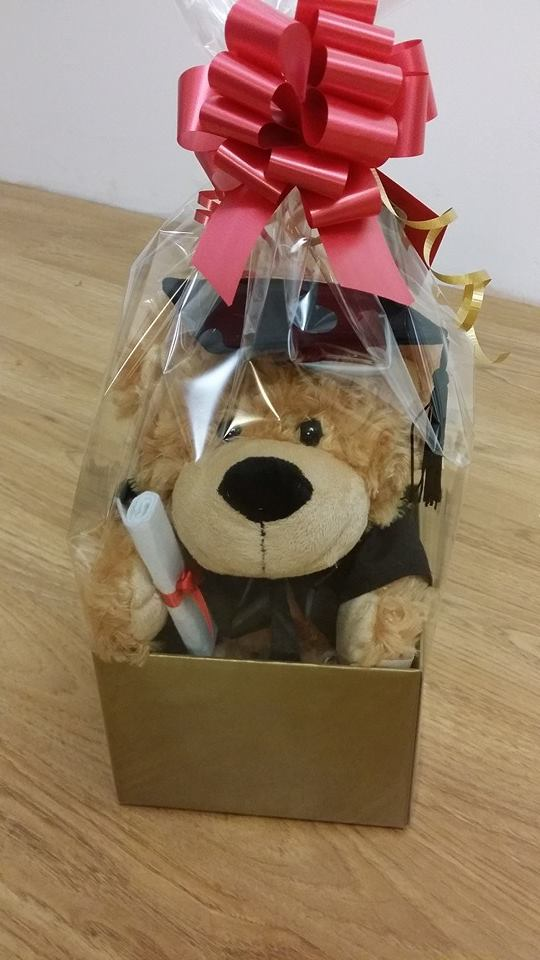 Buddy Graduation Teddy Bear