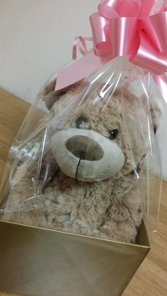 Rosie Teddy Bear Gift