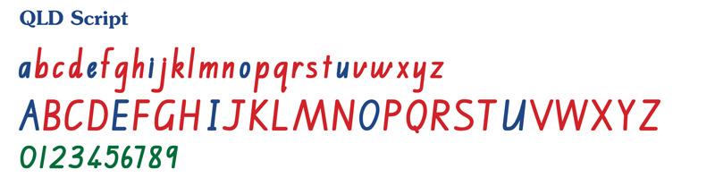 Queensland Script