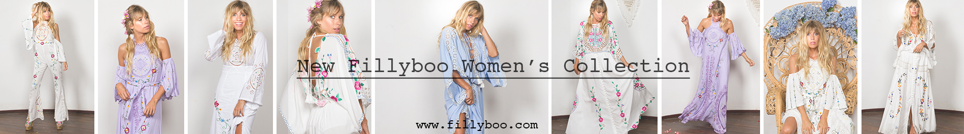 Fillyboo Women's Collection Launch