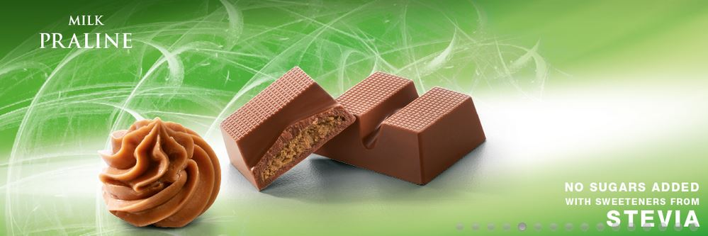 Buy Cavalier stevia milk chocolate in Australia