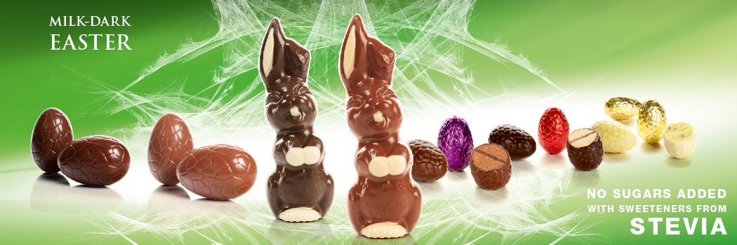 Buy Cavalier sugar free Easter eggs Australia