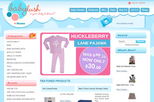 Ecommerce software with custom templates.