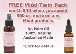 Natural Skin Care offer