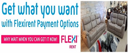 APPLY ONLINE FOR FLEXIRENT