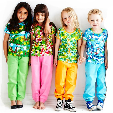 Online shopping for kids clothes