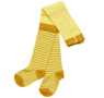 AlbaBaby yellow striped tights $24.95