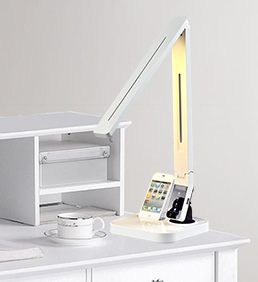 Multifunctional LED Desk Lamp with USB interface