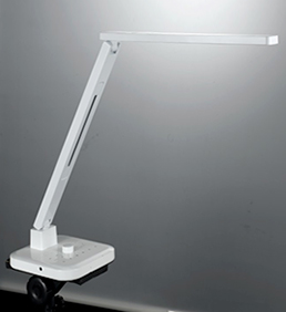 12 Watt LED Table Lamp with speaker and bluetooth technology