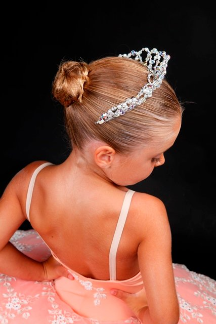 Ballet Tiara Crown Dance Headpiece - Giselle