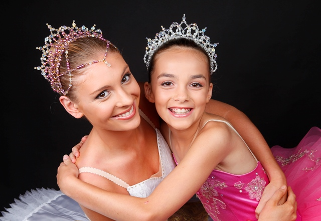 Swarovski Dance Tiaras for ballet