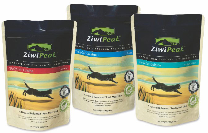 ZiwiPeak, the best dry food you can give your cat or kitten