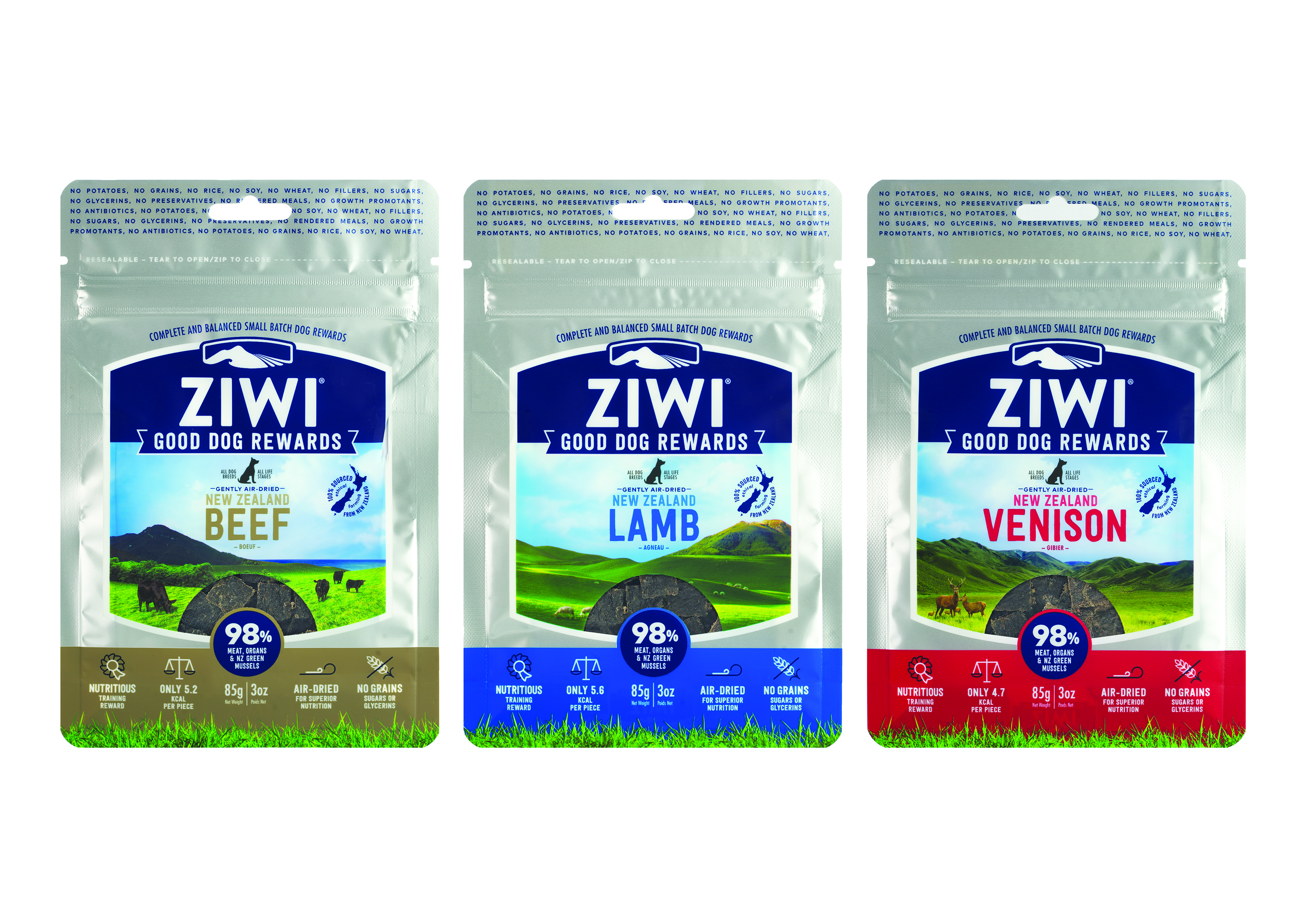 Ziwi Dog Reward The Perfect Natural Meat Training Treat