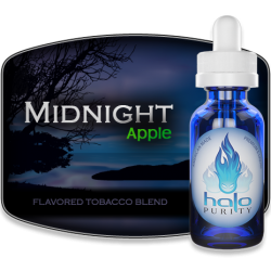 midnight apple flavour e liquid