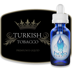 Turkish tobacco e liquid analysis