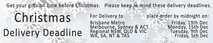 Christmas 2014 deadlines