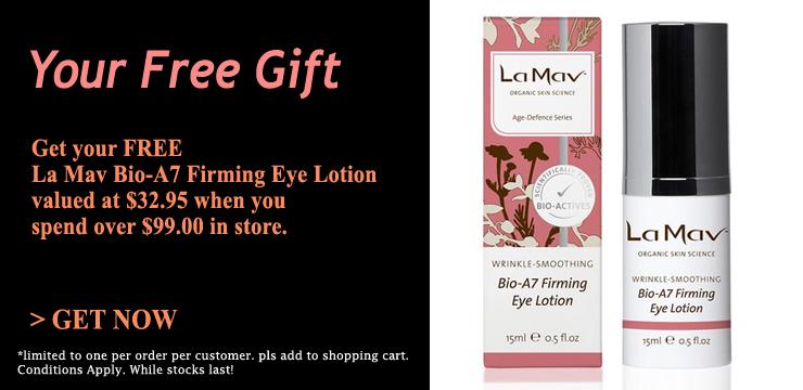 la mav free gift with purchase
