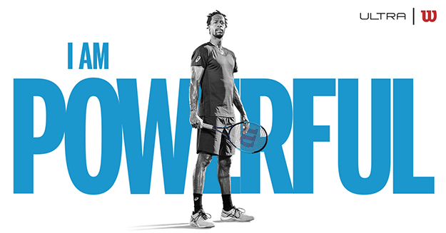 Gael Monfils and Head Racquets