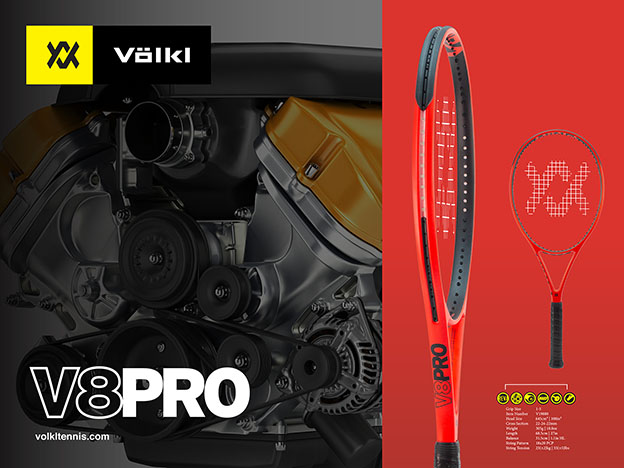 Vokyl Tennis Racquets
