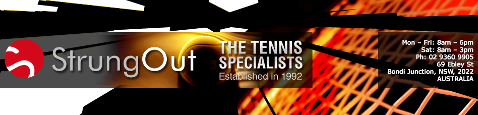 Strung out - Tennis & Squash Racquet specialists