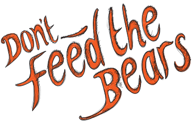 dont feed the bears title text