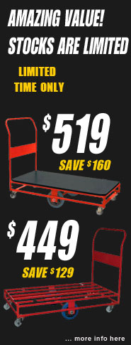 Platform Trolley Sale