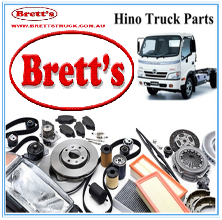 Hino Engine Parts : Water pump hino h c cte ff fg