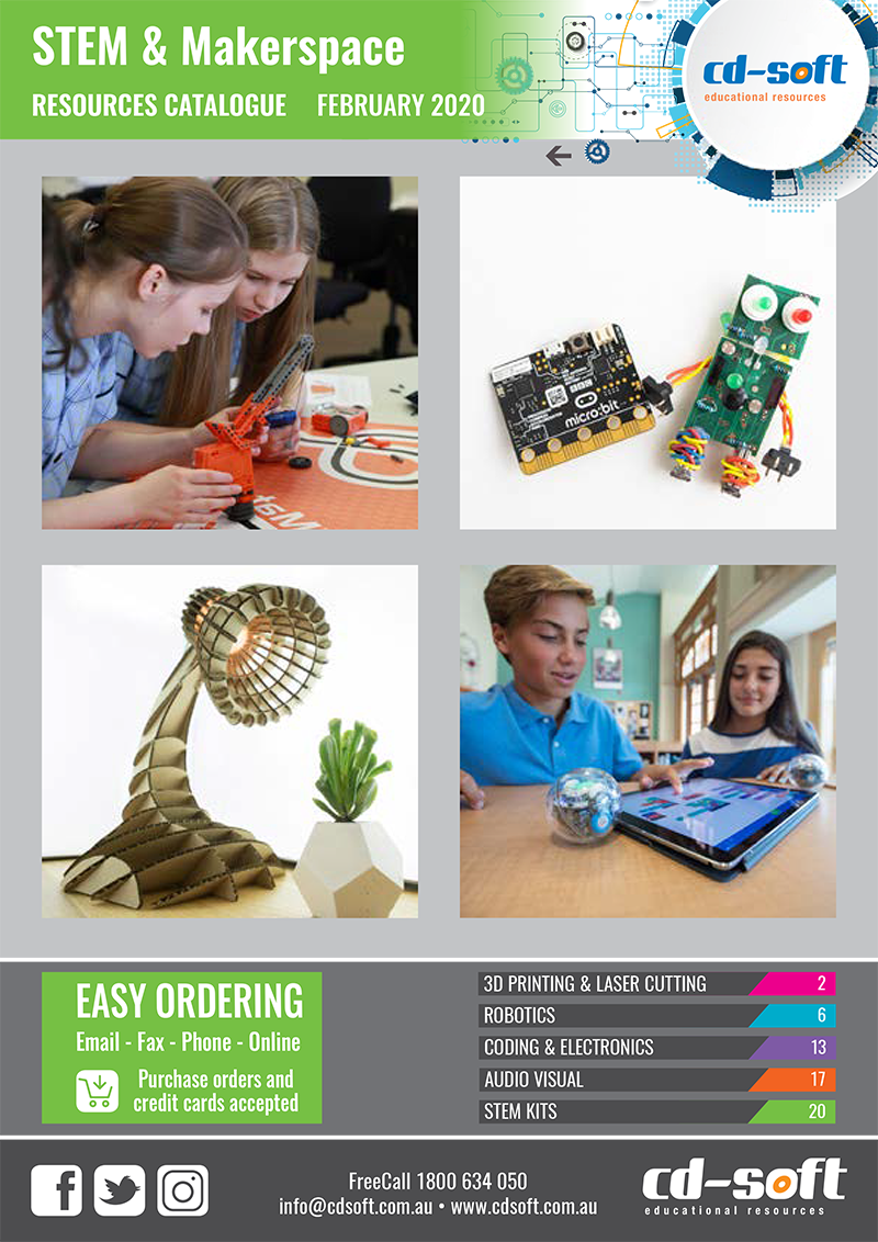 STEM & Makerspace Resources