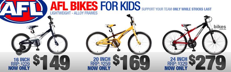 Bikes.com.au Kids Specials bikes com au