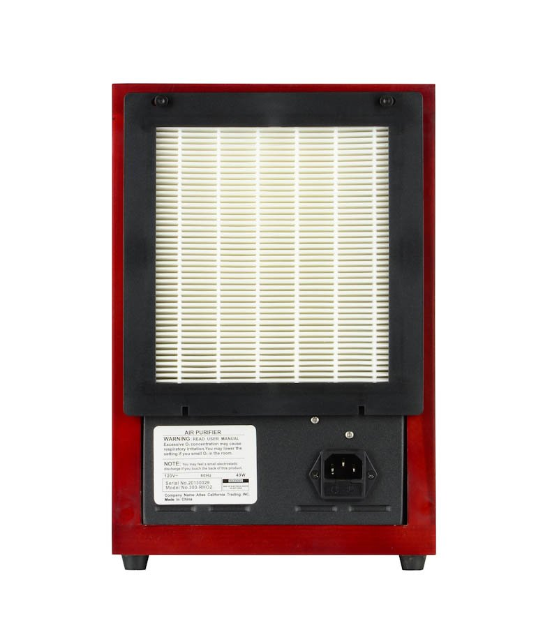 300HRO2 HEPA IONIC AIR PURIFIER