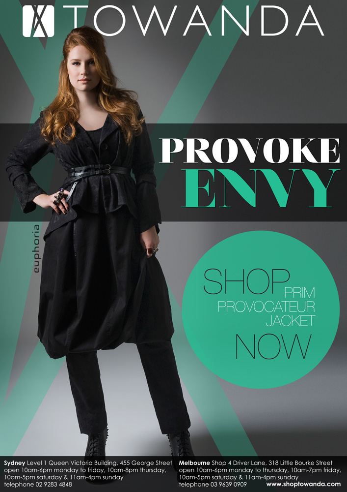 provoke envy - shop prim provocateur jacket