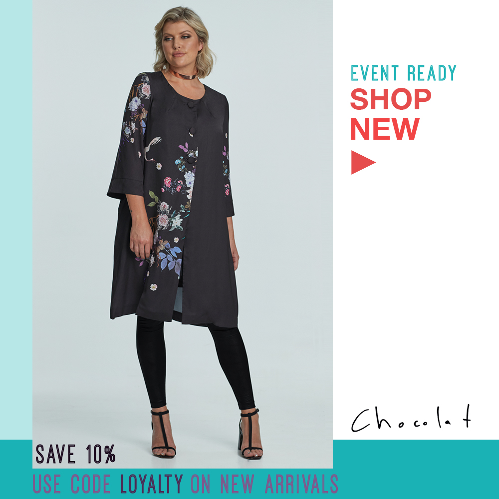Shop the latest looks in store /  be styled for everyday