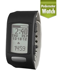 Lifetrak C200 Pedometer watch with Heart rate