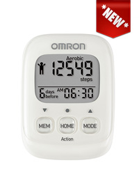 Omron HJ325 Walking Style 3D Pocket pedometer