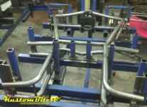 Street Rod Chassis for total performance hot rods jerry lewis chassis construction