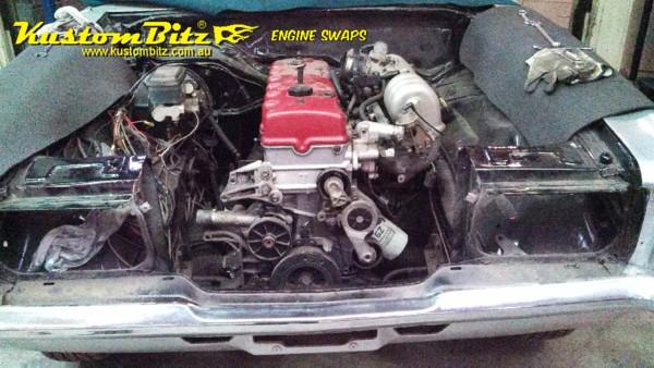 Engine Conversions - Kustom Bitz - AussieSpeed VIC - Lakes Hot Rod