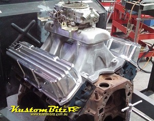 351 Cleveland rocker covers from AussieSpeed factory outlet