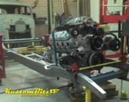 Custom Engine mount fabrication and engine swaps and engine conversions