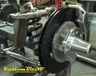 Wilwood hot rod brakes for street driven street rods and custom cars